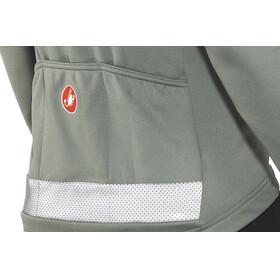 Castelli Puro 3 Full Zip Jersey Men forest gray